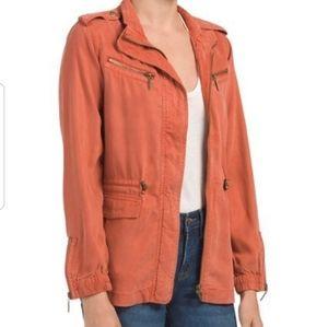 Max jeans tencel utility jacket